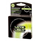Préservatifs Love Light - Ultraviolets