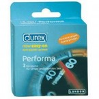 Préservatifs Durex - Performa