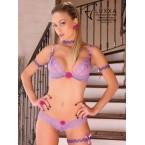 Purple Style - Culotte