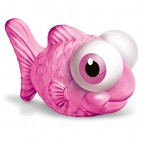 "Bade-Fisch ""I RUB MY FISHIE"" pearl pink"
